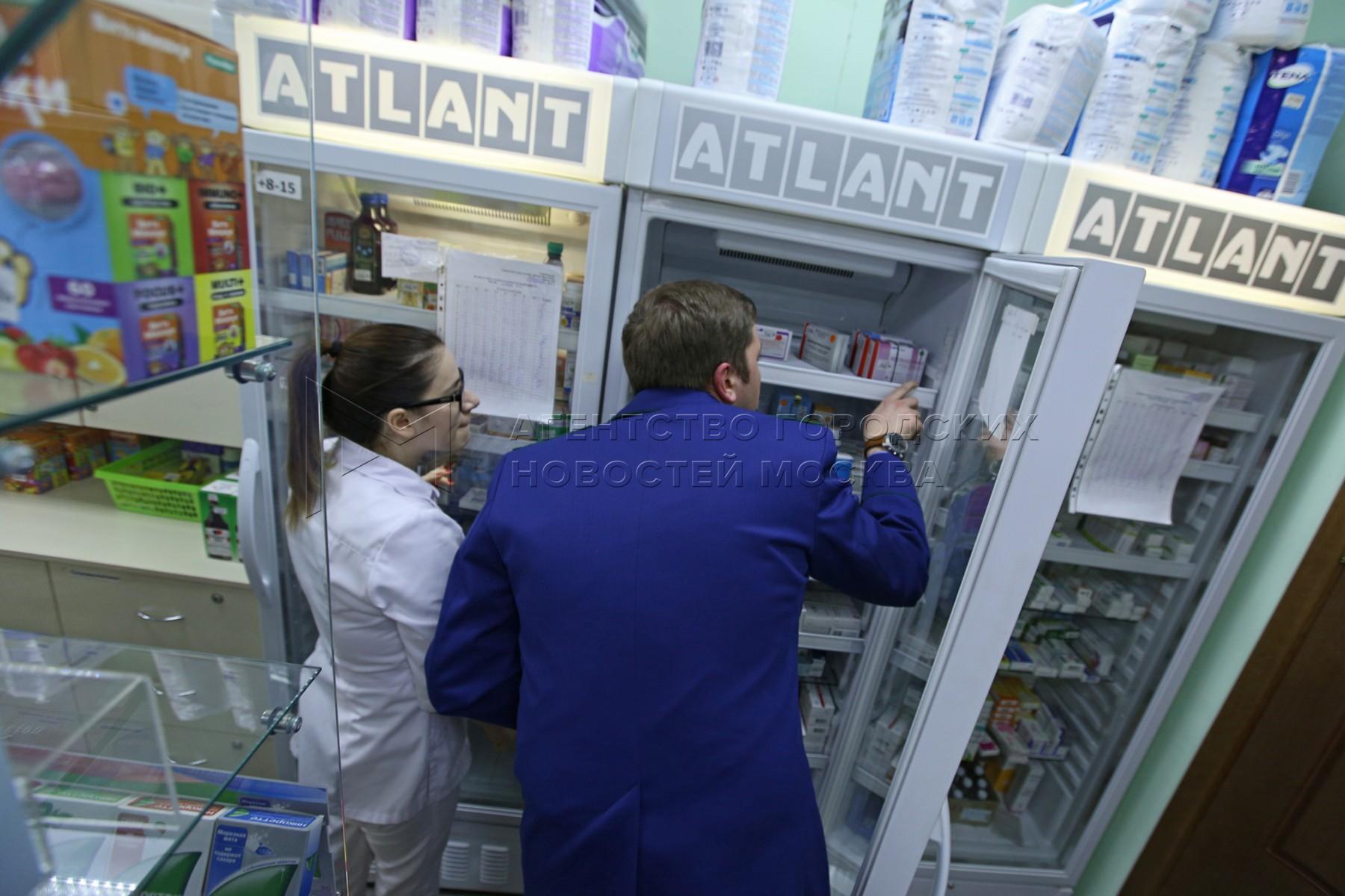 Проверка цен на лекарства в московской аптеке