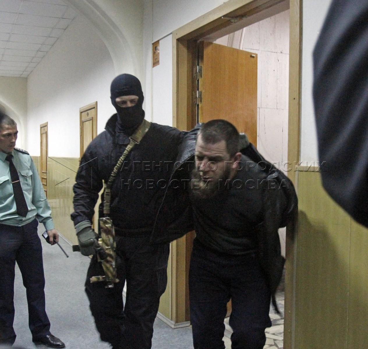 Подозреваемый по делу об убийстве политика Б.Немцова Тамерлан Эскерханов
