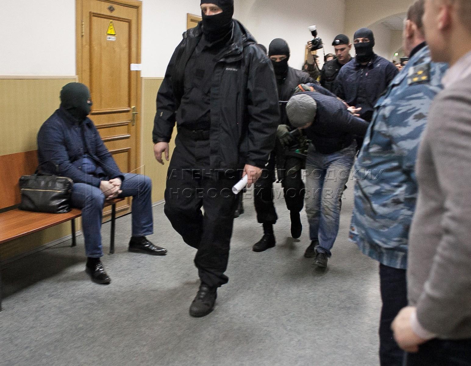 Подозреваемый по делу об убийстве политика Б.Немцова Анзор Губашев