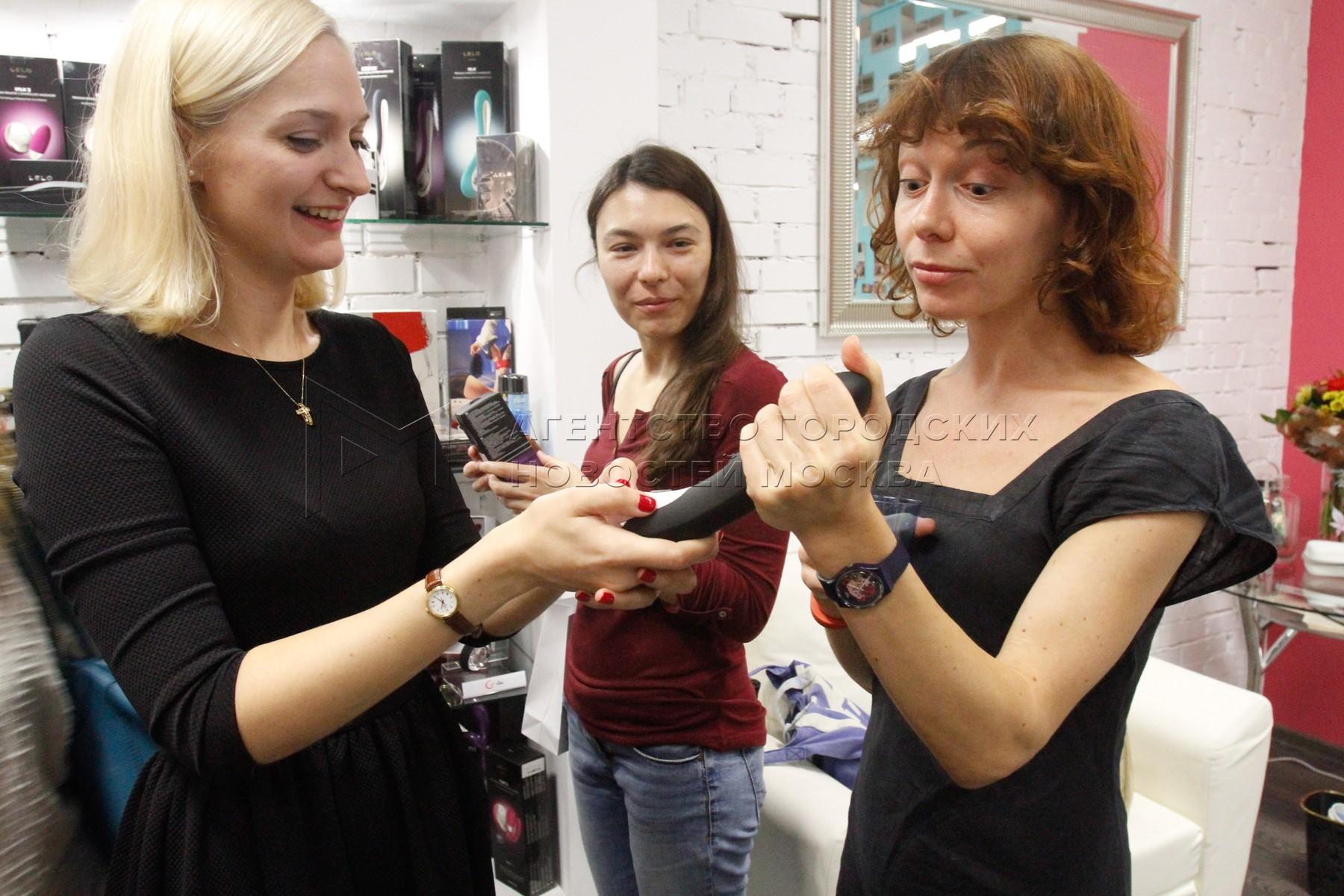 Открытие первого в России Центра сексуального образования Secrets