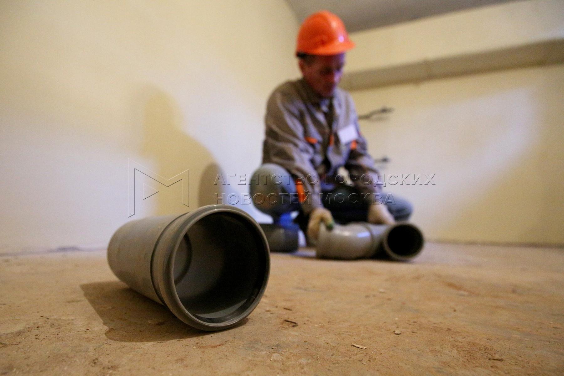 Ход работ на объектах капремонта в Москве