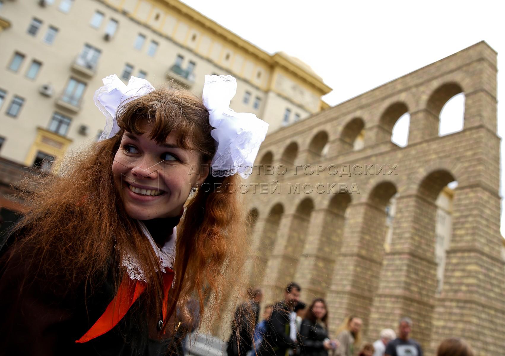 Празднование Дня города на Манежной площади Фото: Зыков Кирилл