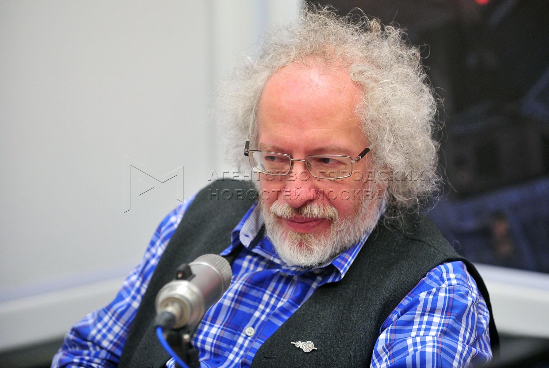 Главный редактор радиостанции «Эхо Москвы», президент телекомпании «Эхо-ТВ» Алексей Венедиктов