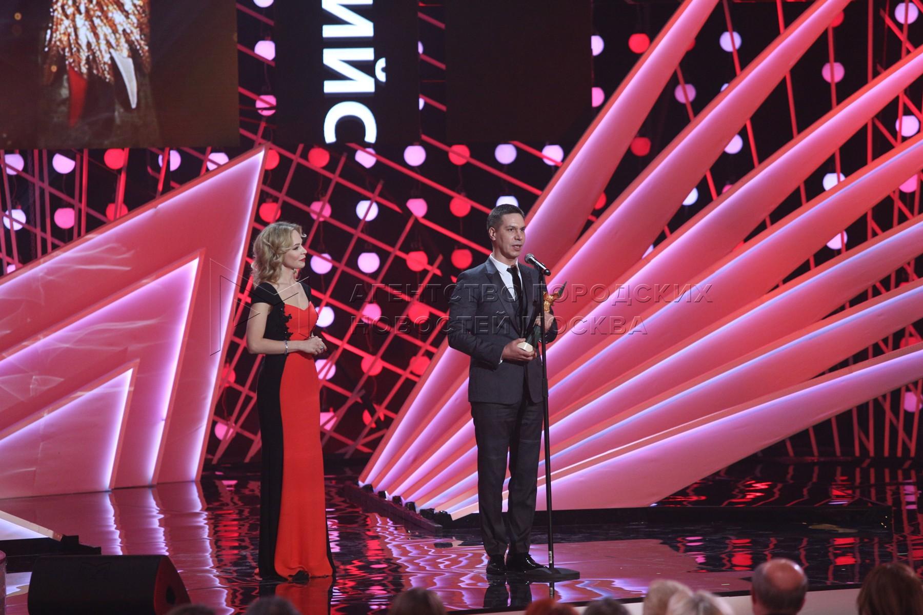 Церемония вручения наград кинопремии «Золотой Орел».
