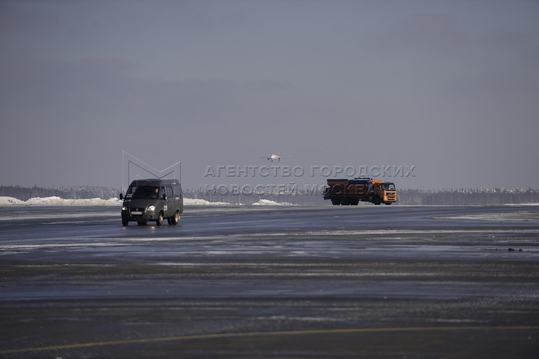 Автор: Авилов Александр. Международный аэропорт Шереметьево