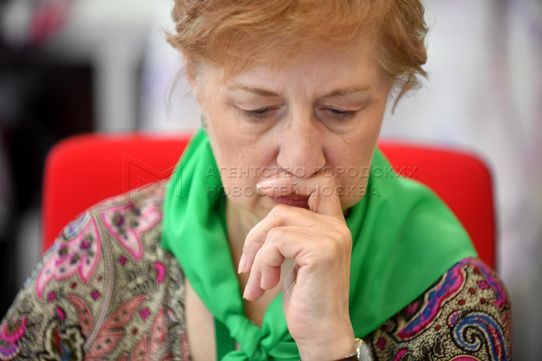 Чемпионат по компьютерному многоборью среди пользователей старшего поколения в Московском центре технологической модернизации образования.