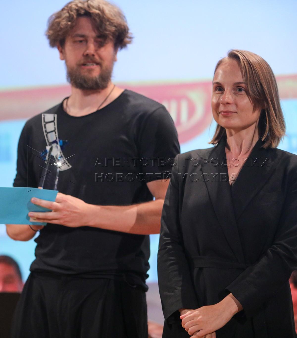 Церемония вручения национальной анимационной премии «Икар» в Инженерном корпусе Третьяковской галереи.