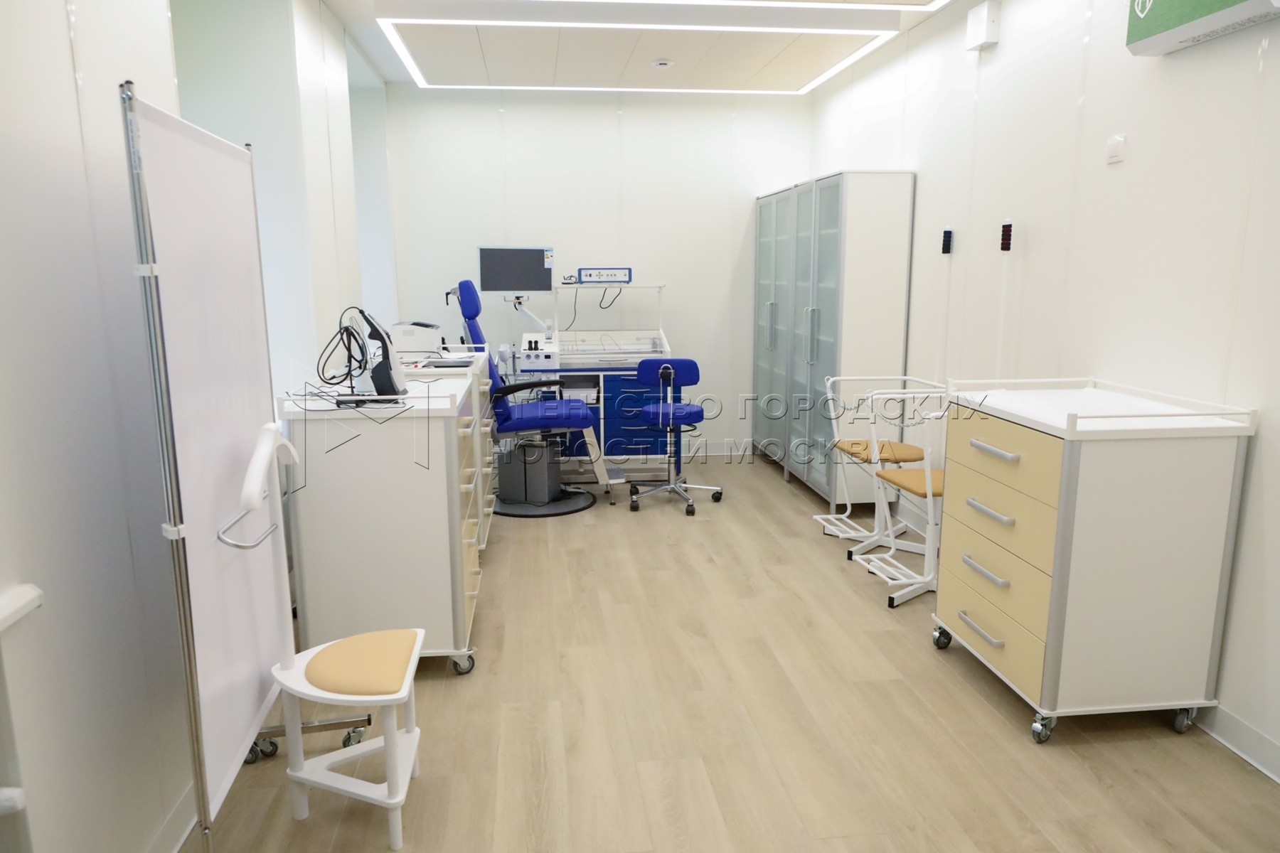 Филиал №2 детской городской поликлиники №38 в Проточном пер.