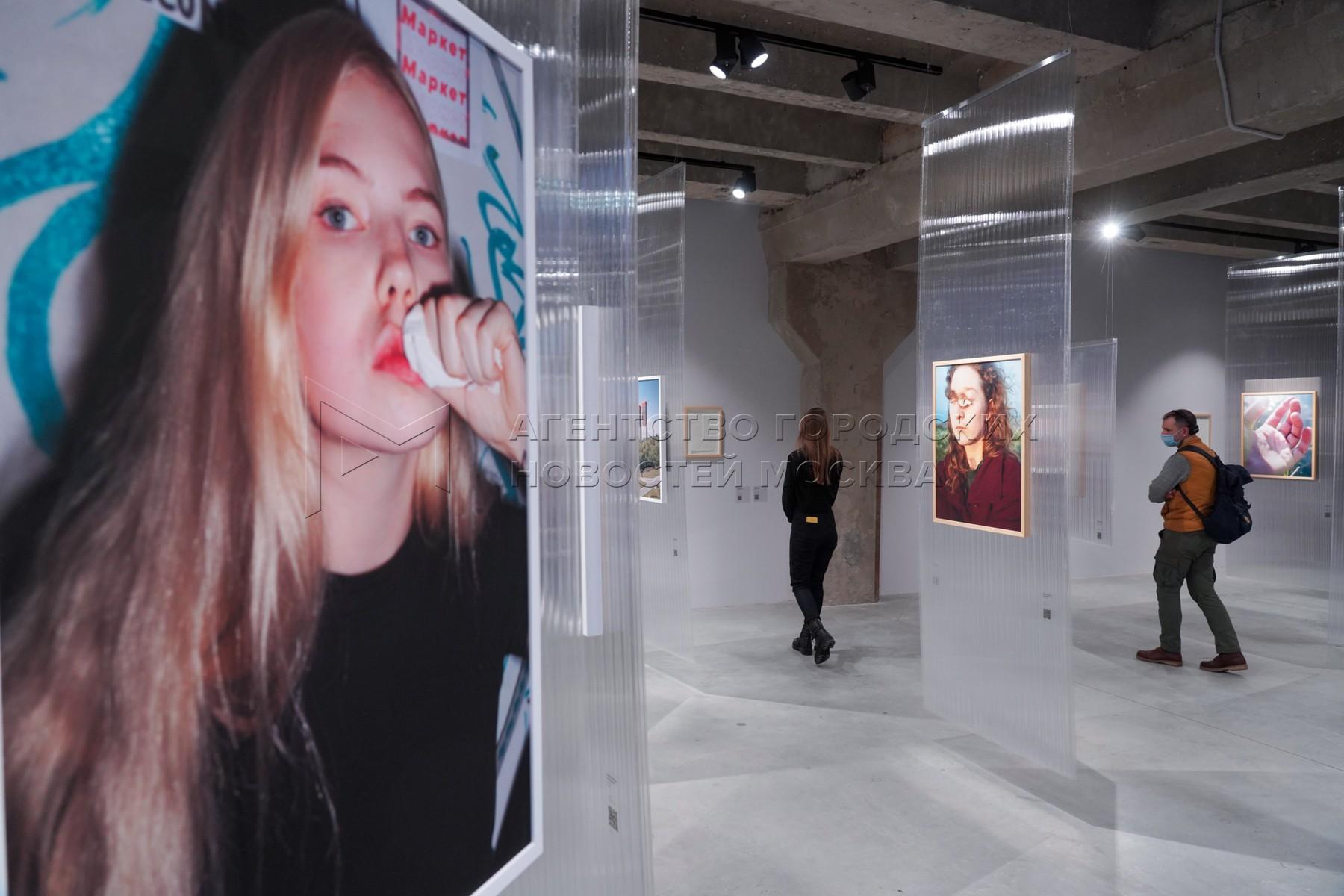 Открытие новой галереи PENNLAB Gallery в пространстве бывшей типографии издательства «Правда» в Бумажном проезде.