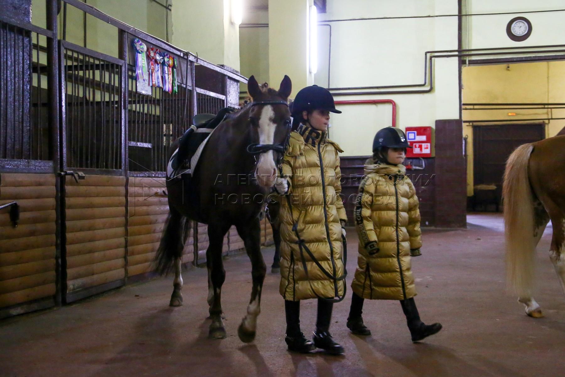 Всероссийские соревнования по пони-спорту в конноспортивном комплексе «Измайлово».
