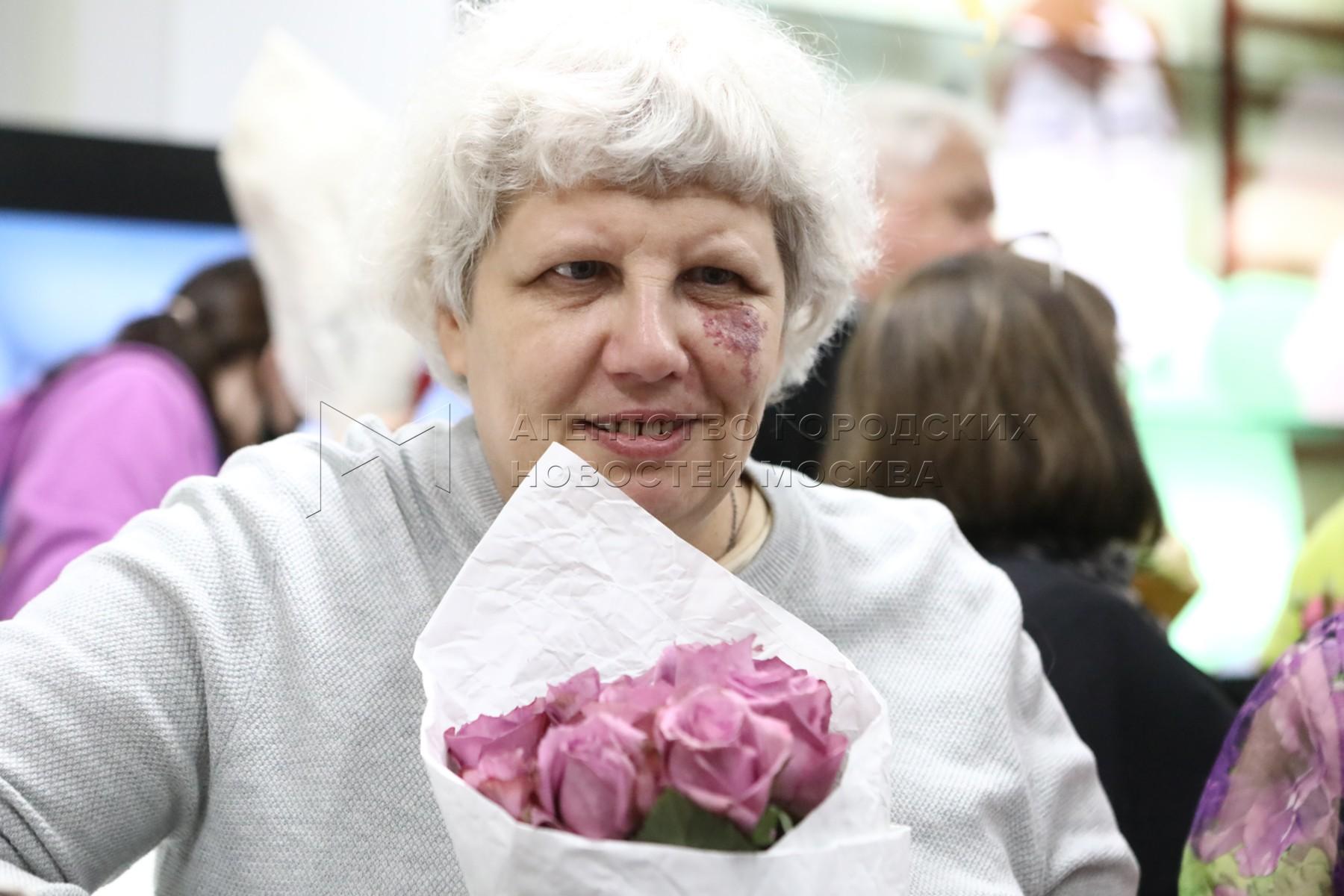 Празднование 85-летия киностудии «Союзмультфильм».